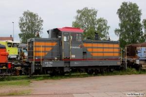 Stora Enso V10 703. Kristinehamn 11.06.2014.
