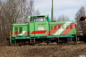 TTT T334 0893 hensat. Långsele 03.05.2016.