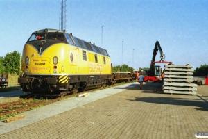EBW-Cargo V 270.06. Padborg 18.08.2005.