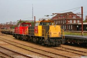 RN 6435+6431. Padborg 29.05.2008.