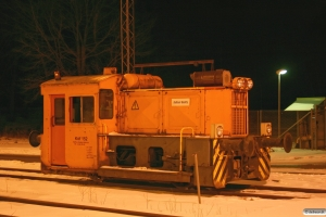 Balfour Beatty Rail Köf 152. Padborg 22.01.2013.