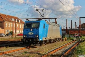 ITL 185 524-6. Padborg 23.08.2017.