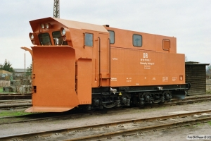 DR 80 50 989 8204-7. Neuruppin 28.03.1991.