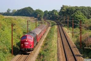 DSB MY 1159+A 000+Bk 016+B 188 som VP 6325 Od-Tp. Km 166,0 Kh (Odense-Holmstrup) 06.09.2014.