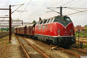 MEH V 200 033+DA 5005+AC 42+AX 393+BU 3703+CC 1132+CD 1210+GS 41985 - Materiel til PP 6342 Od-Ng. Odense 19.08.2006.