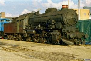 DSB H 800. Odense 20.08.2006.
