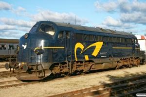 DSB MY 1135. Odense 19.10.2007.