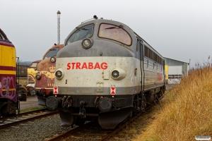 BRS MY 1147. Padborg 31.12.2018.
