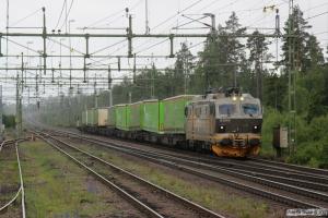 CN El16.2202 med GT 41986. Vislanda 14.06.2013.
