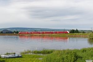 NSB BM 73005 som Pt 47 (Oslo S-Trondheim S). Hamar 15.06.2017.