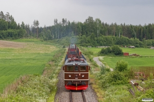RCT TMZ 1405+14 v-56 x+NTA Ma 404 som EGt 8336 (Sundland-Elverum). Hamar - Ilseng 16.06.2017.