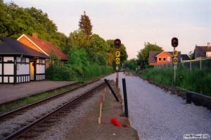 Sporombygning. Fruens Bøge 31.05.2003.