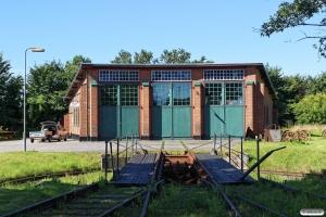 Ryomgård remise 17.08.2016.