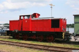 AB 2 (LEW 1978/15632). Kappeln 12.06.2011.