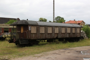 FSF 40 B4ib (ex. NSB B 65 18835). Süderbrarup 02.07.2017.