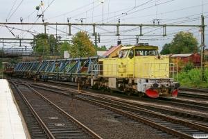 BV DLL 33290C med TJT 20610. Nässjö 12.09.2010.