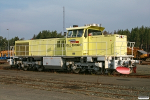 BV DLL 0910D. Nässjö 14.04.2009.