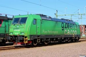 GC Re 1436. Sävenäs Lokstation 08.06.2014.