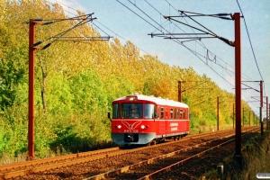 HHGB Ym 53 som PX 6348 Hg-Pa. Km 25,3 Ng (Marslev-Odense) 06.10.1995.