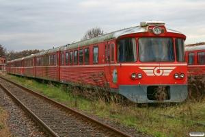 GDS-HFHJ Ym 12, Yp 24, Ys 44, Ys 50, Ys 42 og Ym 8. Meyenburg 25.11.2011.