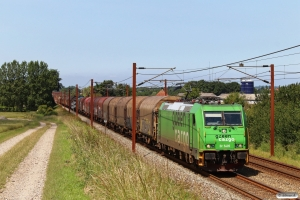 GC Br 5405 med NG 44912 Kd-Mgb. Km 193,0 Kh (Gelsted-Ejby) 24.06.2020.