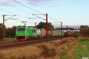 GC Br 5405 med NG 46263 Mgb-Pa. Km 54,6 Fa (Sommersted-Vojens) 17.10.2020.