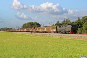 BLSR TMZ 1419 med HG 136249 Kd-Pa. Km 53,2 Fa (Sommersted-Vojens) 05.08.2015.