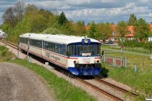MjbaD Ym 6+Yp 24+Ym 5 som Tog 130058 Ar-Odd. Mårslet 07.05.2012.