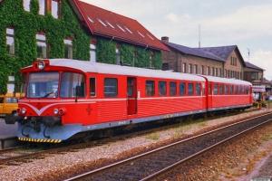HP Ym 32+Ys 67. Hjørring 26.06.1988.