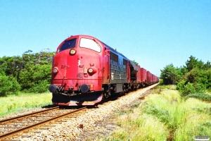SB MX 1041 med G 2011 Sgb-Fh. Højen 22.06.1994.