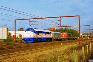 SB MX 10+Rs+SB MX 1007+Rs som M 6431 Sg-Fh. Odense 01.12.1994.