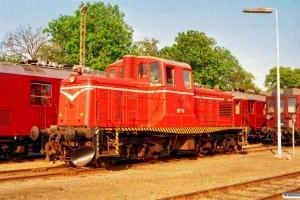 HP 14. Randers 12.08.1995.