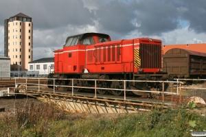 HP 13 umiddelbart inden transport til Marslev. Hjørring 04.10.2008.