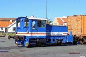 NJJ T 52. Skagen 24.09.2013.