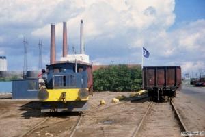 H.J. Hansen Traktor. Odense 07.09.1987.