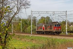 ASPWR 3E-100-117+DLA 3E/1M-368 solo. Bronów - Chybie 26.04.2019 kl. 10.26½.