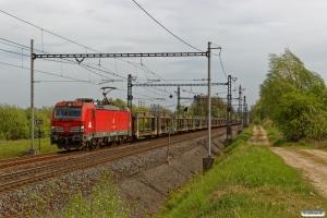 DBSRP 5 170 045-6+19 BLG Laaers. Petrovice u Karviné (Tjekkiet) 26.04.2019 kl. 14.24½.