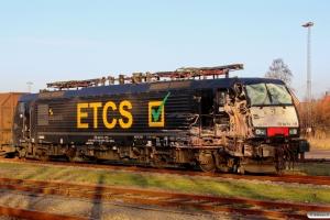 TXL ES 64 F4-115. Padborg 01.12.2013.