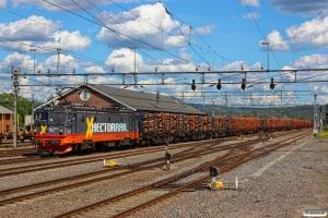 HCTOR 161.101 rangerer med Gt 41603. Kongsvinger 10.06.2014.