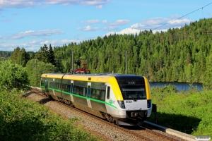VTAB X52 9067 som Pt 1074. Matrand - Åbogen 10.06.2014.
