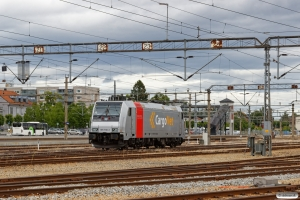 CN 185 700-3. Hamar 22.06.2018.