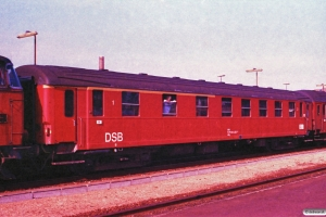 DSB ABg 50 86 38-44 303-8. Odense 11.05.1988.
