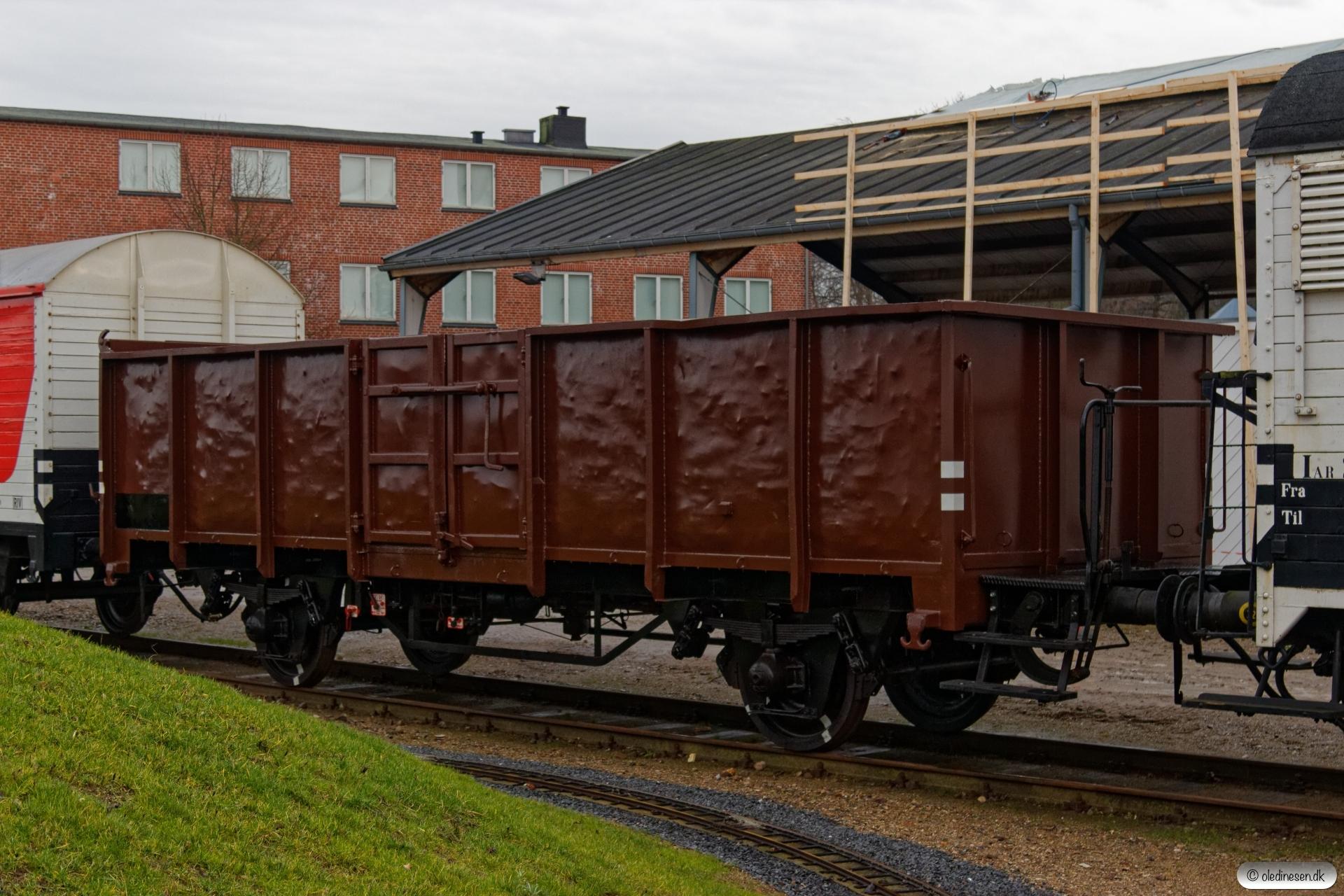 DSB E 01 86 500 0 269-6. Odense 17.12.2019.
