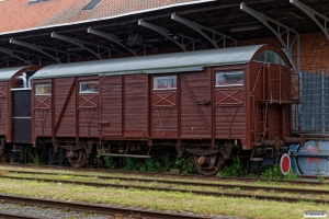 DSB GS 42497 - Tilhørende Spillestedet Godset. Kolding 08.06.2019.