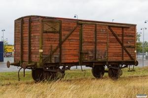 DSB HJ 37065 (ex. LJ HJ 120). Gedser 15.08.2019.