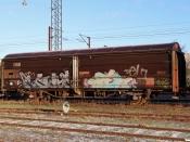 DSB Hbis 01 86 225 0 217-9. Fredericia 16.01.2021.