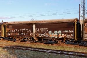 DSB Hbis 01 86 225 0 507-3. Fredericia 16.01.2021.