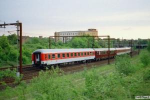 DSB S 61 86 88-90 001-7 med i EN 483 Kh-Pa. Odense 27.05.2002.