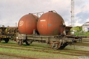 DSB Ucs 25 86 910 5 107-6. Odense 28.10.2001.
