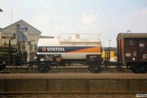 DSB 44 86 720 2 244-0 (ex. ZE 502244). Odense 28.08.1987.